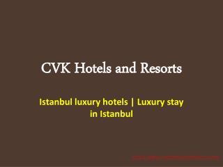 Bosphorous hotel istanbul - Best Hotel in Istanbul