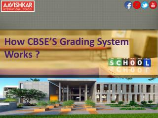 How CBSE'S Grading System Works?