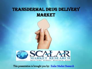 Transdermal Drug Delivery Market