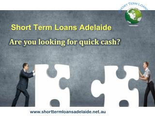 Short term Loans - Helps To Resolve Your Fiscal Difficulty