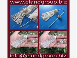 Doctoral Tam Silver Tassels Supplier