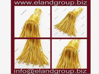 Gold French Bullion Tassel