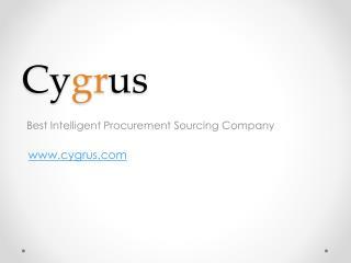 Procurement service online-Cygrus