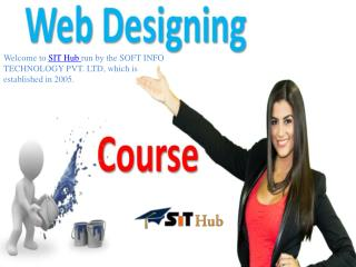Top advance WEB DESINGNING Courses Institute in Uttam Nagar, Janakpuri, Dwarka