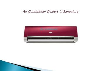 Air Conditioning in Dealers in Bangalore