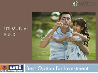 All about UTI mutual funds
