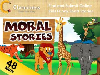 Short Stories for Kids - Chronicous.com