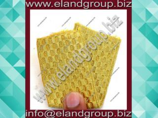 Gold French Braid