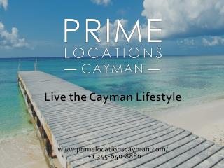How to sell Cayman property and make a good profit.