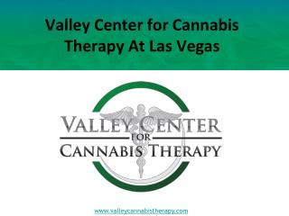Medical Marijuana Las Vegas
