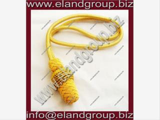 Bullion Drag Knot