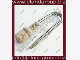 German Silver Wire Sword Knot