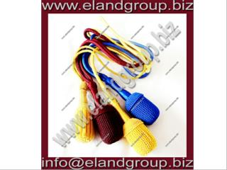 American Sword Knot, British Sword Knot, Royal Air Force Officers Sword Knot with Gold Lace, Royal Marine Officers Sword