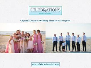 How to organize Premium weddings in the Cayman Islands. A Brief Guide
