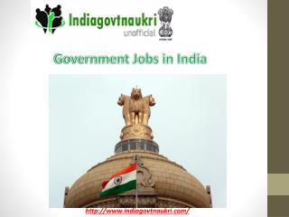 India Govt Naurki provides you best Govt jobs in rajasthan SSC jobs, Police Jobs, Banks jobs in india, Exam result, Onli