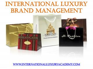 Milan Experiential Trip with ILA at Luxury Brand Management Group