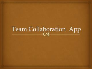 Selecting a Suitable Sales Collaboration Application