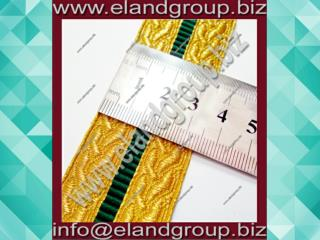 Gold Mylar Lace