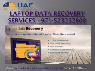 Online Laptop Data Recovery Services Dubai  971-523252808