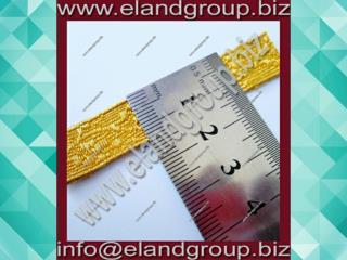 Gold Oak Leaf Lace