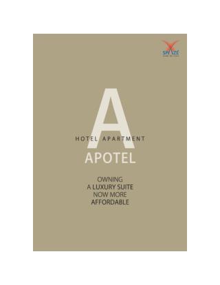 Spaze Apotel