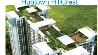 Hubtown Hillcrest in Andheri