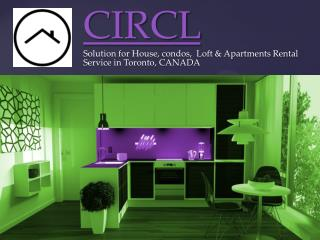 CIRCL Helping People Find Apartment Rentals In Toronto