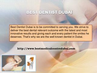 Best Dentist Dubai