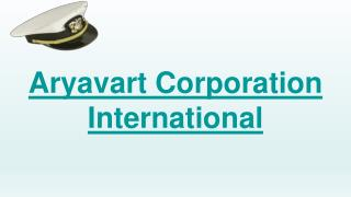 Aryavart Corporation