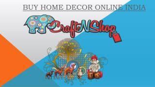 Buy home decor online india