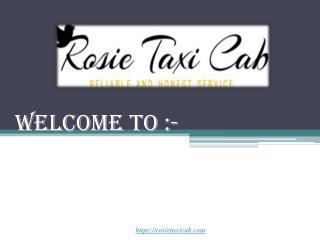 Ventura & Camarillo Taxi Cab Service