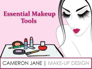 Essential Makeup Tools