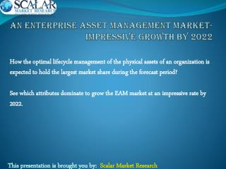 Enterprise Asset Management Market, by Software, Service and End-user-2022