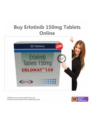 Purchase Erlonat 150 Mg Tablets Online