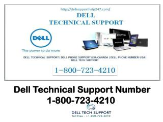 Dell Business Support| Customer Support| Toll Free contact number |USA | 1-800-723-4210