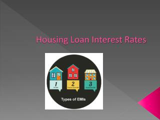 10 things to know about the new loan rate