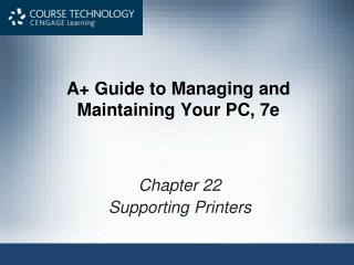 Supporting Printers