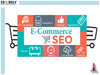 Ecommerce SEO Services - Seorely