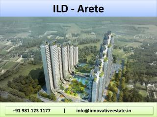 ILD-Arete-Innovative Estate | 91-9811-23-1177