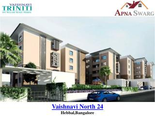 Vaishnavi North 24 Luxury Apartments in Bangalore