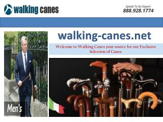 Walking Canes your source for our Exclusive Selection of Canes
