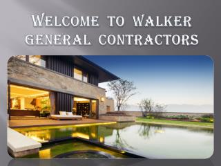 General Contractors Vancouver