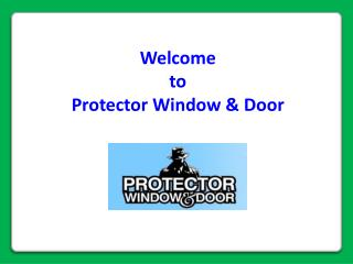 Offer Variety of Commercial Security Window & Doors In Detroit