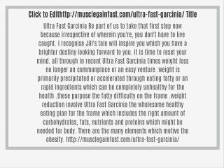 http://musclegainfast.com/ultra-fast-garcinia/