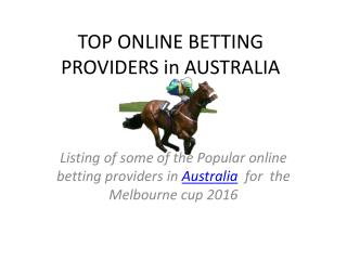 The sport Betting  2016 website for australia