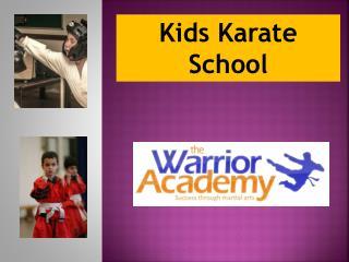 Kids Karate School Near Around You