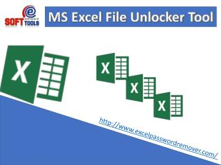 MS Excel unlocker Tool