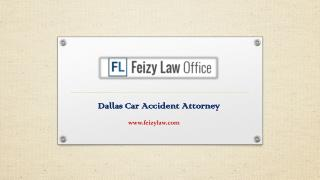 Dallas Car Accident Attorney