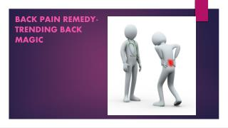 Back magic Remedy
