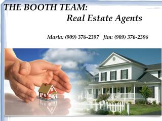 The Booth Team: Real Estate Agents